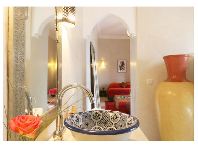 ★Stunning & Cosy Suite in Luc's Oasis★ - Marrakech - House