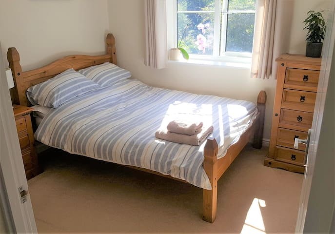 Comfortable double room in friendly house