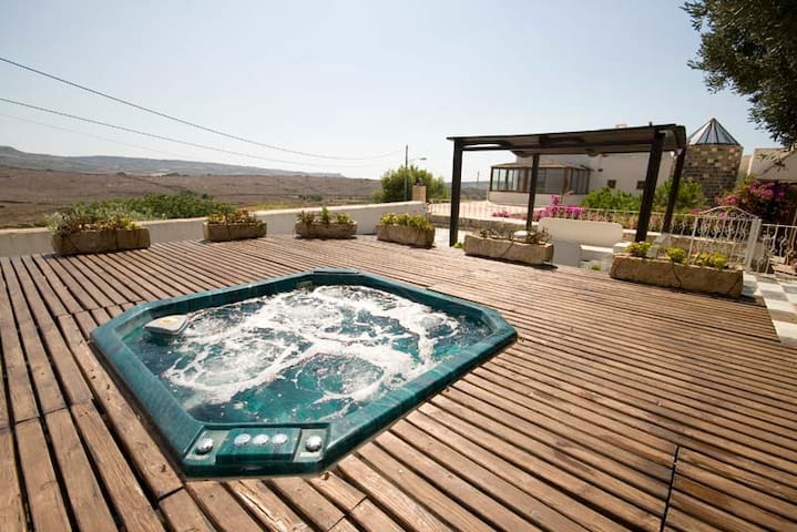 Extraordinary Tal Magna with Pool - Mgarr - Casa