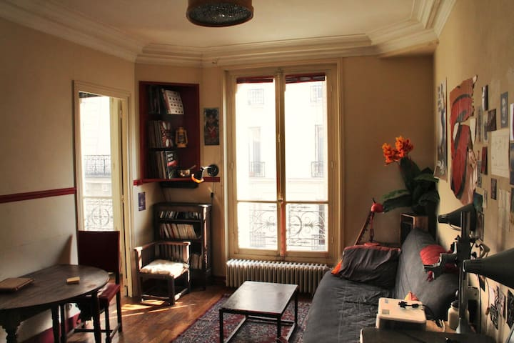 Charming comfy Parisian flat - Saint-Mandé - Appartamento