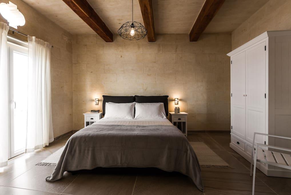 Double bedroom at first floor