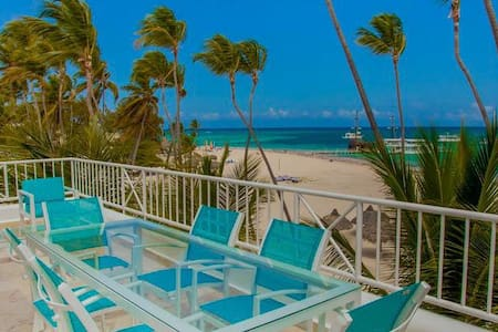 Flor del Mar 402  - Private BeachFront Community! Free Wi-Fi - Punta Cana
