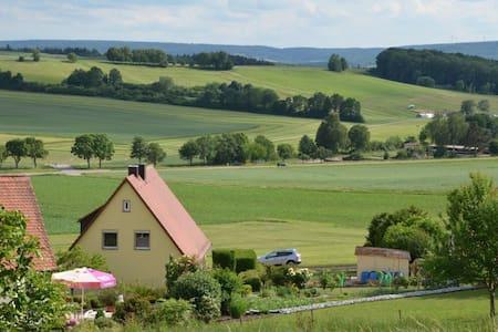 Family-Cottage Weitblick, NEU: Sauna im Garten