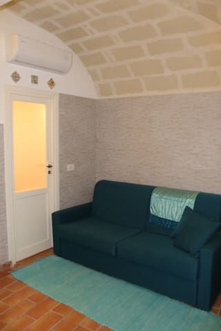 Cosy Studio Apartment for Holiday in Favignana - Favignana