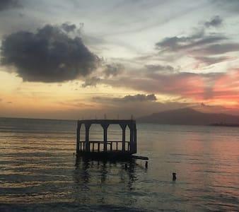 Jamaican Ocean View Bungalo - Morant Bay