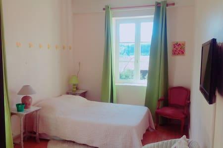 Loue chambres à Poule-Les-Écharmeaux - Poule-les-Écharmeaux