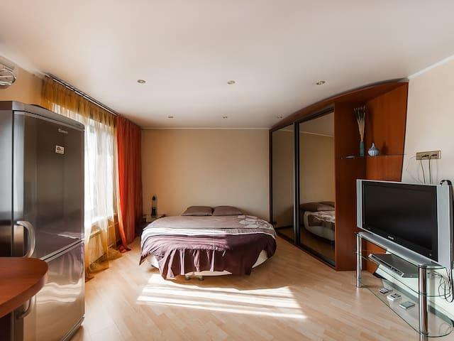 OTRADA Studio, modern and cosy spase - Moskva - Apartment