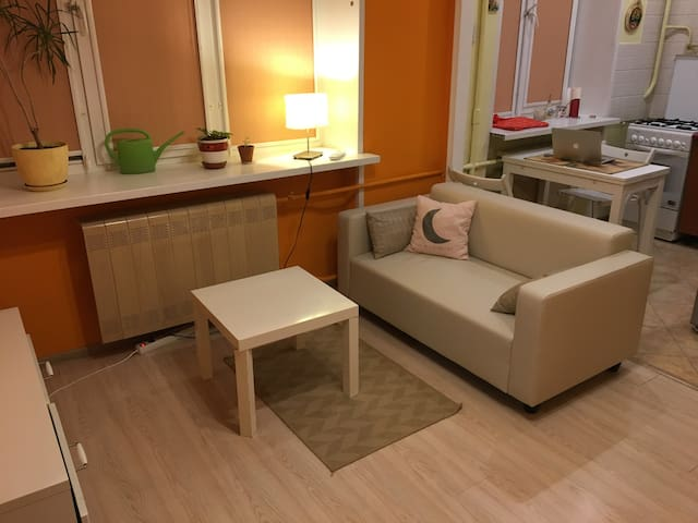 Уютная квартира на Мосфильмовской