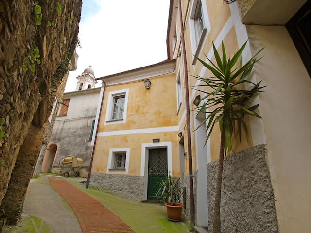 Holiday apartment Canneto in Marina di Andora