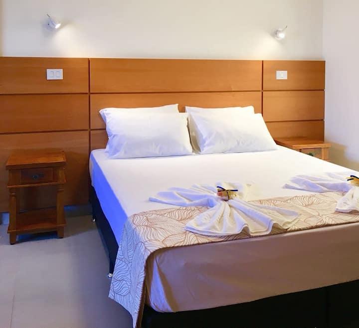 Suite Luxo em Ubatuba.
