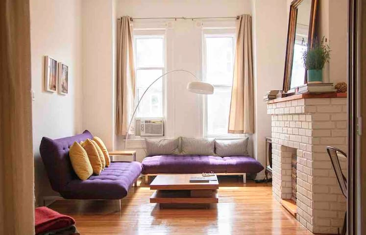 Charming Sunny 1BR in Heart of Ossington/Bellwoods