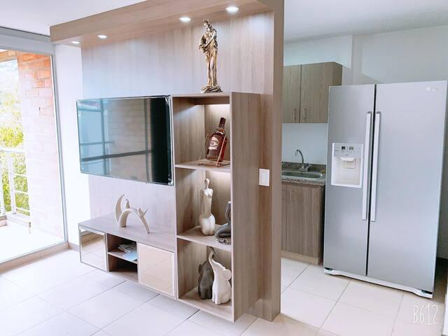 Apartamento Fuente Clara 3-401