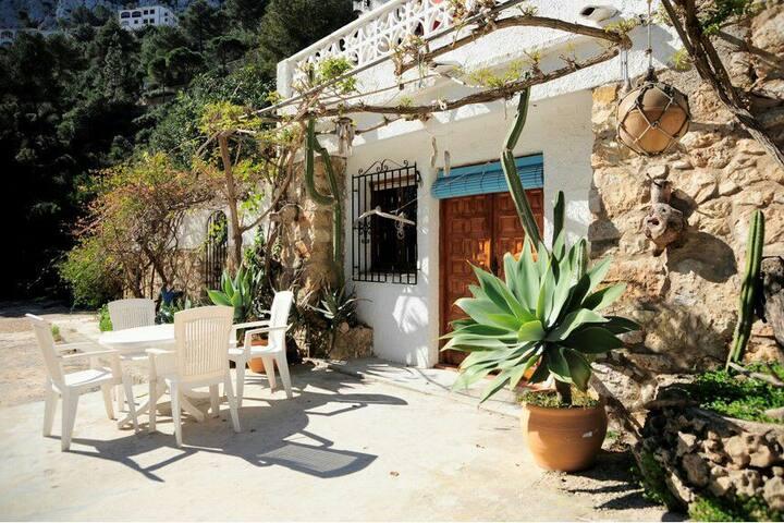 Casa rústica Granadella - Xàbia - House