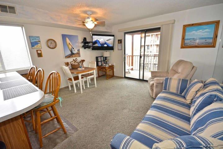 470 - Jamaica Daybreak Comfy Condo in Ocean City MD