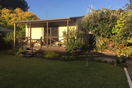 the garden cottage Kawerau