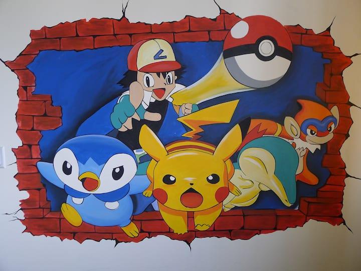 Pokemon @ KiddyPalace