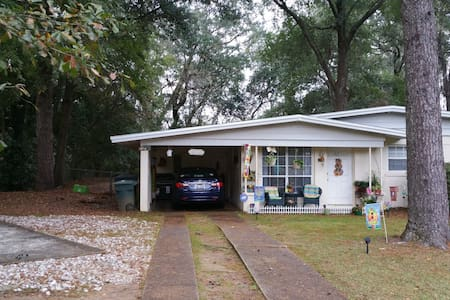 1/1 Mins to Downtown/Capital/Colleges - Tallahassee
