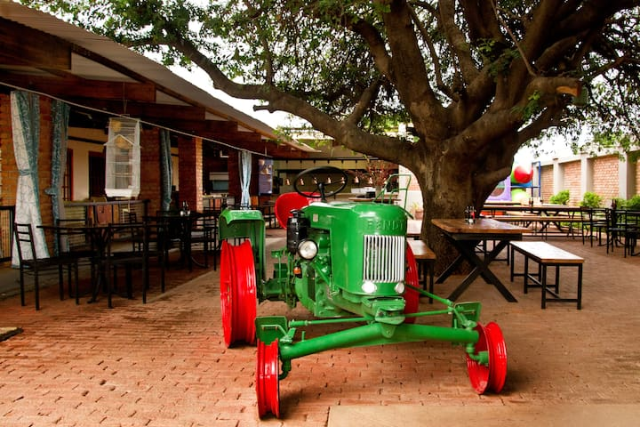 Casa Forno Country Hotel - Otjiwarongo - Penzion (B&B)