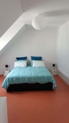 Appartement F2 dans résidence calme et sécurisée - Saint-Cast-le-Guildo - Lägenhet