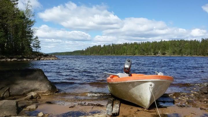 Paradies im südlichen Mittelschweden
