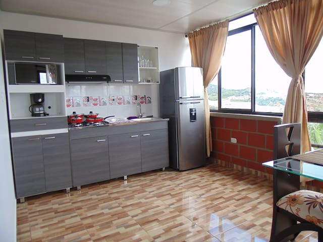 Apartamento nuevo, excelente precio y comodidad