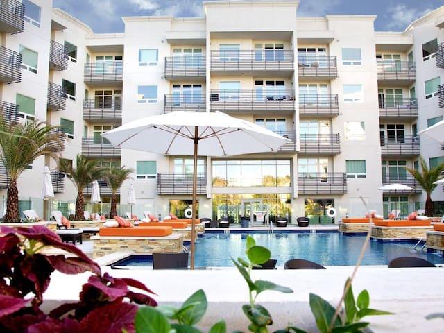 Luxury Apartment Family Vacation in San Antonio