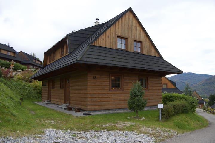Trinásta Komnata Terchová - Terchová - Kabin