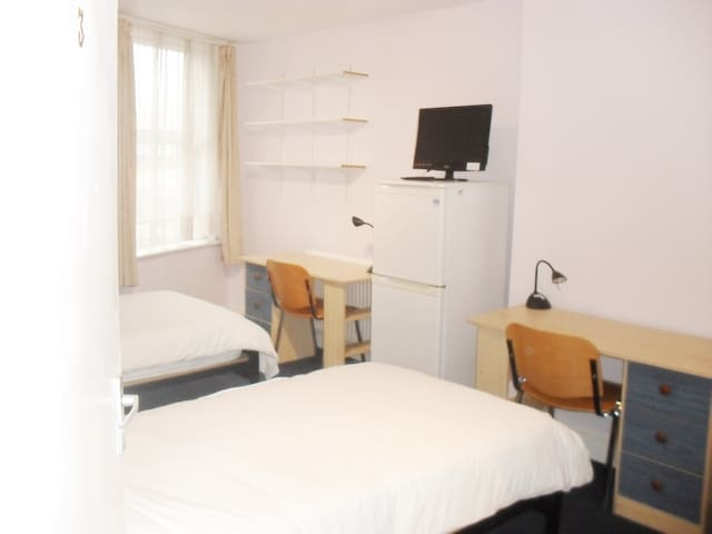 Shepherd's Bush - Lovely Twin room 63