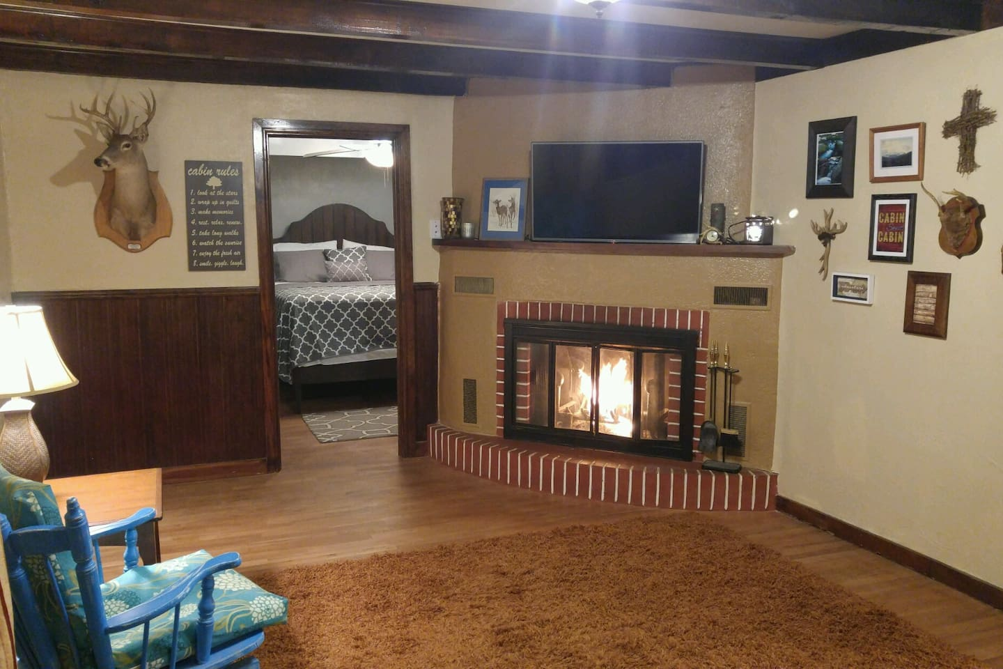 beer and wine garden chalet in downtown ruidoso houses for rent