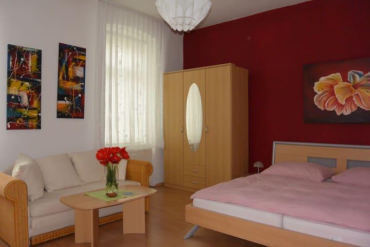 Kleine, aber feine Wohnung in Wilhelmsburg - Wilhelmsburg - Wohnung