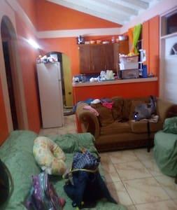 Simone's house