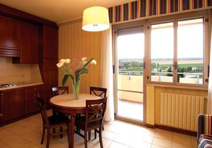 Bilocale_Residence Ripamonti - Pieve Emanuele - Huoneisto