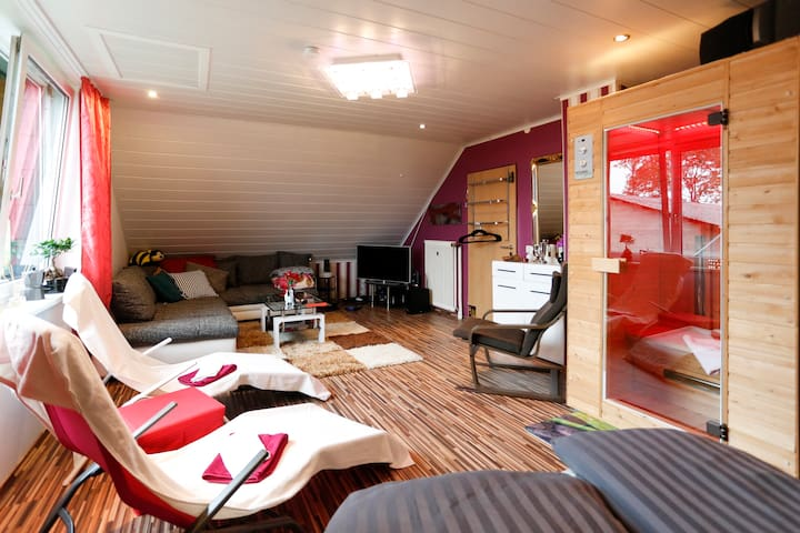 Dein privates Zimmer- Your privat room