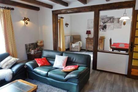 Le Bivouac - Appartement confortable 5 pers.