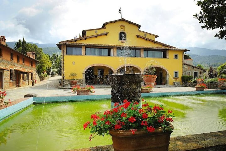 4 star holiday home in San Donato in Fronzano