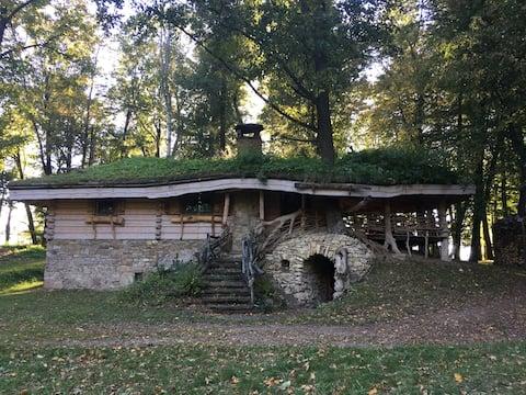 Hobití dom / Hobbits house