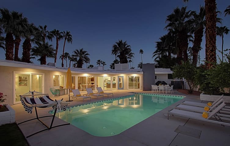 The Harlow House - Palm Springs - House