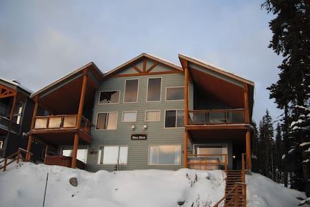 Big White Chalet Ski-in & Ski-out
