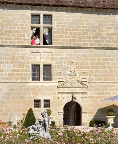 Chateau d'hôtes - Verteuil-d'Agenais - Slott