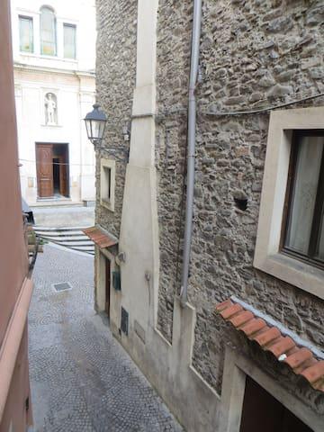 Casina nel carrugio - Dolceacqua - Lejlighed