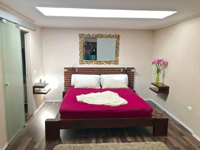 Schlafzimmer 1 - Tageslicht