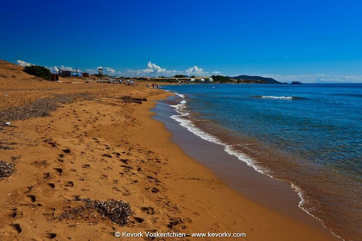 ISSOS VILLA  PARADISE B&B - コルフ島 - 別荘