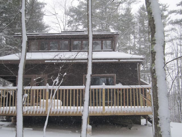 VT home near Ski slopes & Bridges  - Shaftesbury - Cabin