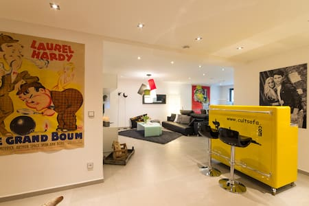 Loft-Feeling - 99 qm – HighEnd - Maintal - Wohnung
