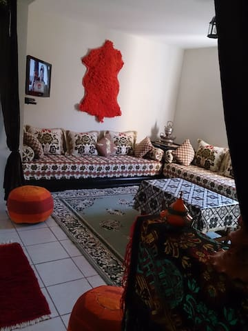Pretty appartment in Ghazoua/WIFI - Essaouira - Byt