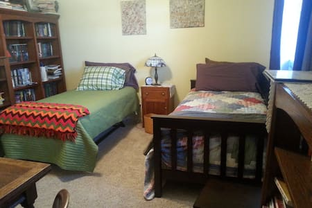 Comfortable and Friendly - Wichita Falls