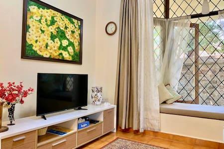 Charming Quiet Studio Apartment Arpora