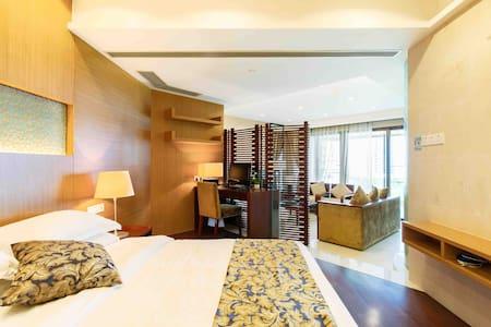 清水湾栖畔海景公寓-麻将房 栖海而居-与美好相伴