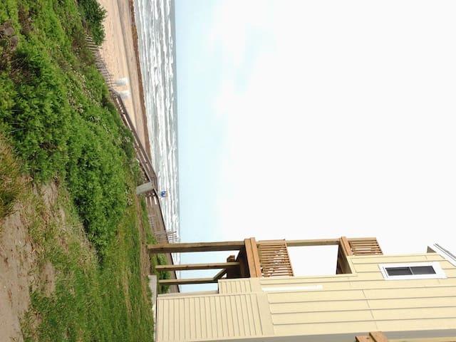 Beautiful 4 bedroom beachfront home