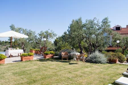 Villa Santa Croce:Villa in campagna - Bisceglie